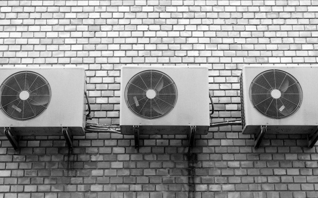 What is ambient air cooling?