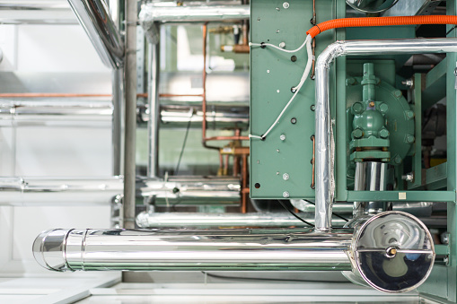 Commercial or Industrial Refrigeration?